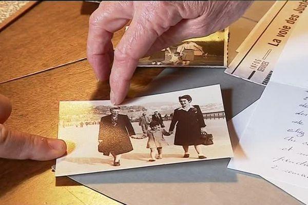 Marinette GUY et Juliette VIDAL ont sauvé plus de 200 femmes et enfants juifs durant la guerre