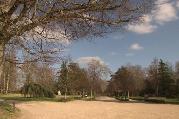 C'est dans ce jardin public de Mont-de-Marsan, le parc Jean-Rameau, que le pédophile présumé de 48 ans a été piégé.