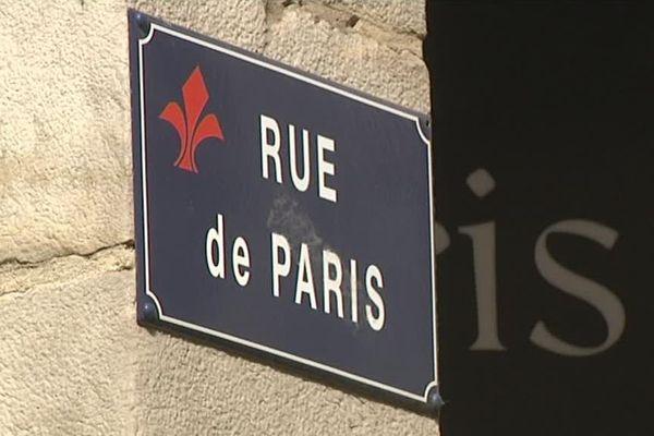 La rue de Paris va bientôt changer de nom