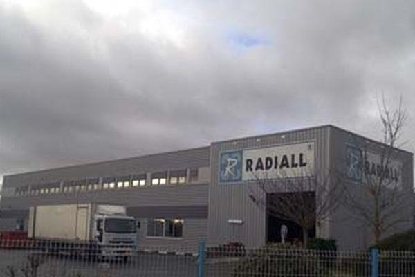 L'entreprise Radiall de Château-Renault