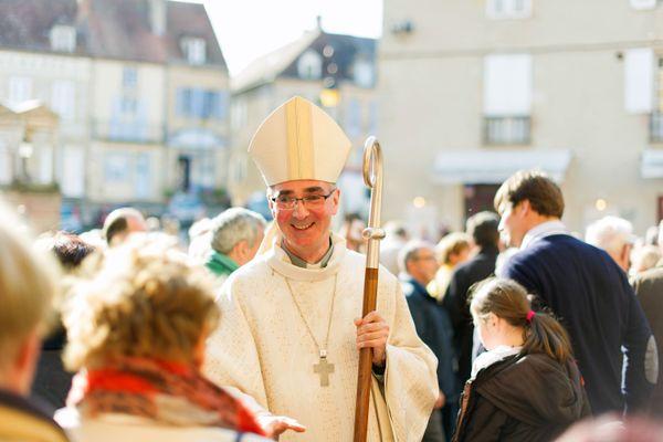 Monseigneur Laurent Percerou, a été nommé nouvel évêque de Nantes par le pape François le 11 août 2020