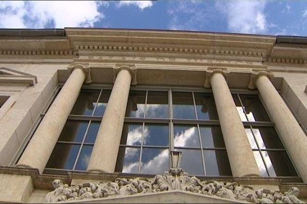 Le Palais de Justice de Besançon