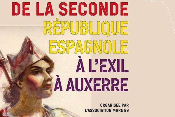 Du 14 avril au 29 mai, l'abbaye Saint-Germain accueille l'exposition de l'Association de Mémoire et d'Histoire des Républicains Espagnols