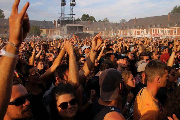 En 2019, le Main Square Festival avait réuni 126 000 spectateurs.