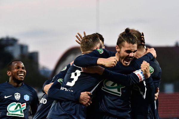 Le 20 avril, les joueurs du GFA Rumilly-Vallières ont réalisé l'exploit en se qualifiant pour les demi-finales de Coupe de France face à Toulouse.