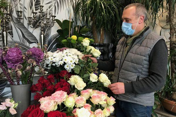 Vincent Olivier va de nouveau devoir fermer son magasin...un crève-coeur