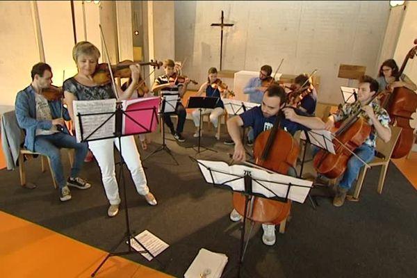 """Ronchamp : """"Musique aux 4 horizons"""""""