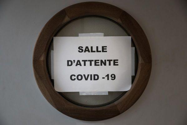 Dans l'Allier, l'hôpital de Moulins-Yzeure a déclenché le niveau 1 du plan blanc en raison de l'épidémie de COVID 19.