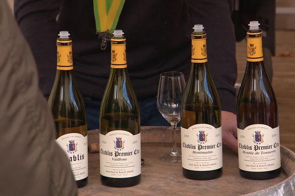 La Fête est le rendez-vous des amoureux de vins blancs.