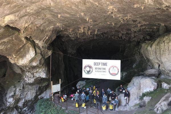 Les explorateurs sont sortis samedi 24 avril de la grotte de Lombrives en Ariège