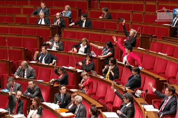 Débat à l'Assemblée nationale le 22 janvier 2014