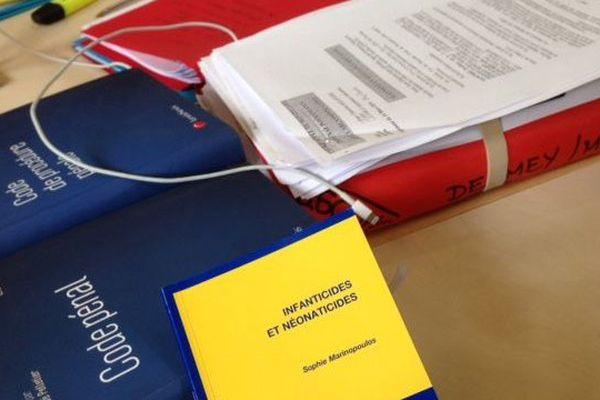 2ème jour du procès de la mère infanticide aux assises de Carcassonne, dans l'Aude - 18 mai 2016