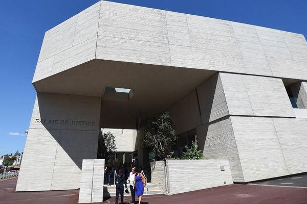 Le Palais de Justice de Béziers - (image d'illustration. 2016)