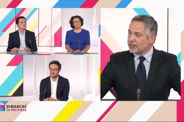 Morgan Berger, Marie-Renée Desroses et Stéphane Baudry invités de Dimanche en politique le 7 février 2021