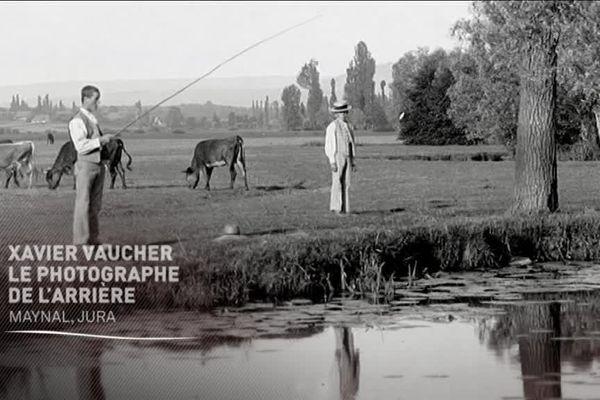Photo de la collection privée Xavier Vaucher