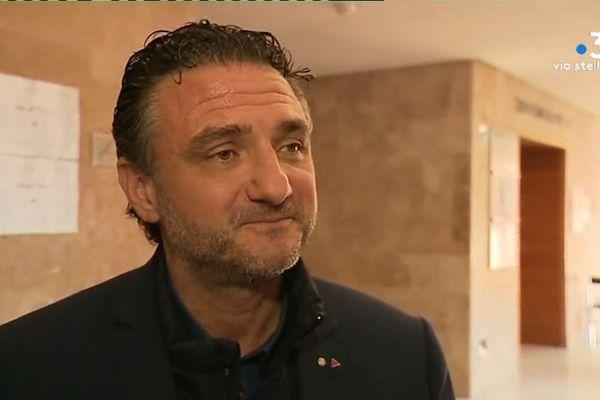 Fabrice Rizzoli, enseignant, spécialiste de la grande criminalité, co-fondateur de l'association Crim'HALT a été cité par la défense au procès de Claude Chossat.