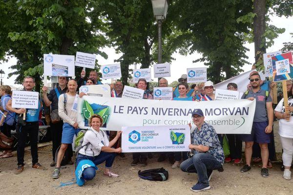 Le Pays Nivernais Morvan est un territoire regroupant 60 000 habitants.
