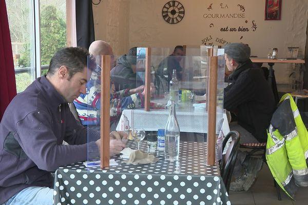 En Creuse, les salariés du BTP peuvent désormais déjeuner au chaud dans une quinzaine de restaurants