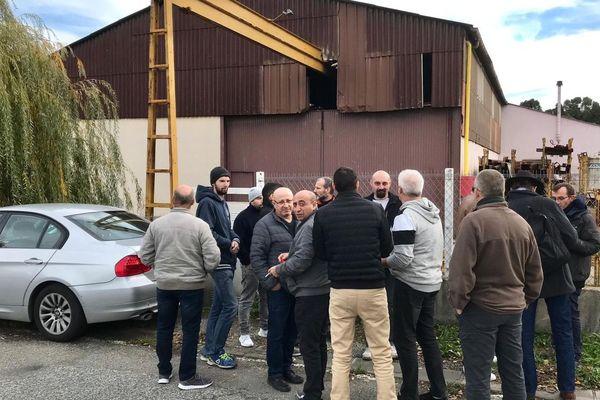 Les salariés de l'entreprise Jean de Bru font valoir leur droit de retrait pour raison de sécurité. Cette entreprise fabrique du matériel agricole, à Carcassonne dans l'Aude.