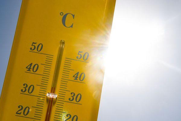 La ville de Serein attend jusqu'à 38 degrés mercredi 24 juillet.