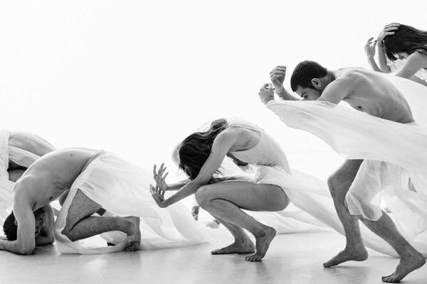 """""""Solstice"""", le nouveau spectacle de Blanca Li, à Chaillot."""