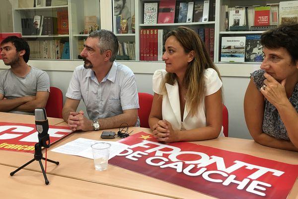 Pascal Rossi et Marina Luciani ont fait acte de candidature samedi 3 septembre.