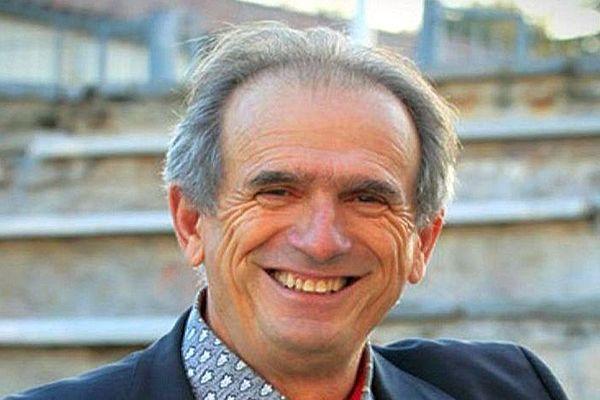 Pierre Dudieuzère, maire de Vendargues - archives