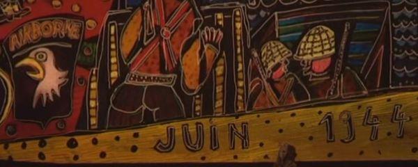 Extrait d'un tableau de Judikahel à propos de juin 44