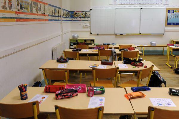 Dans une école de Toulouse