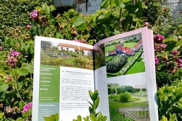 Le premier guide des parcs et jardins de la Côte d'Opale et de la baie de Somme