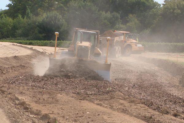 Des travaux à hauteur de 4 millions d'euros ont été engagés pour rendre ce ruisseau propre et accueillant - septembre 2020