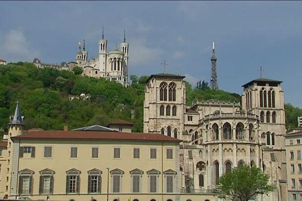 Le label de l'Unesco couvre notamment la colline de Fourvière, le Vieux Lyon, la presqu'île et les pentes de la Croix-Rousse, depuis 1998.