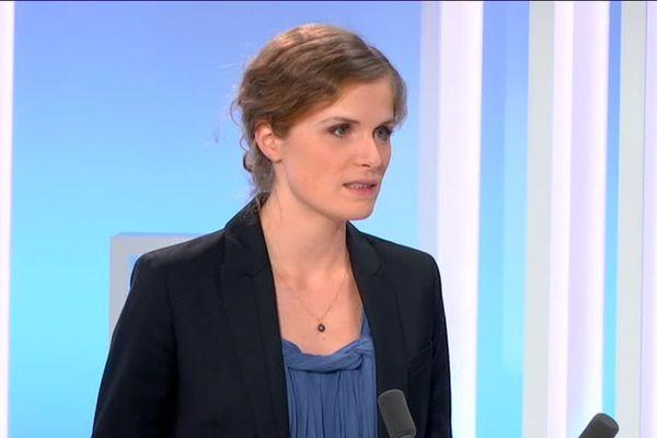 Constance de Pélichy invité de Rebecca Benbourek dans le 19/20 Centre Val de Loire