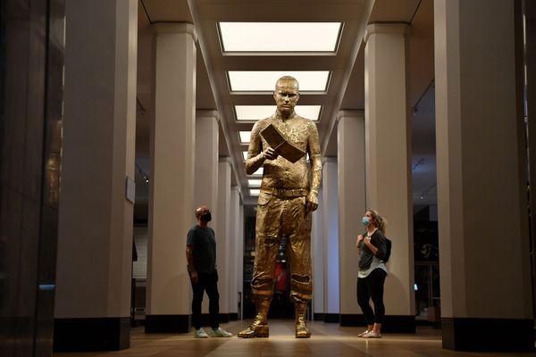 Les étrangers ne représentent plus que 3 % des visiteurs des musées londoniens.