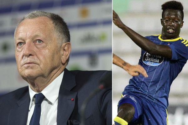 Le milieu récupérateur espagnol Cheikh Diop est attendu ce dimanche à Lyon.