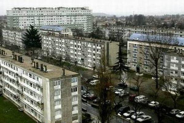 Clichy-sous-Bois, en Seine-Saint-Denis, faisait déjà partie du plan de rénovation urbaine de 2005.