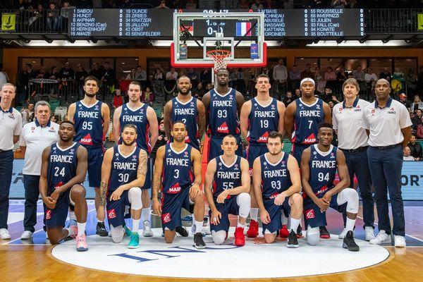 L'équipe de France de Basket affronte le Monténégro, en qualification de l'Euro2021, ce 24 février 2020