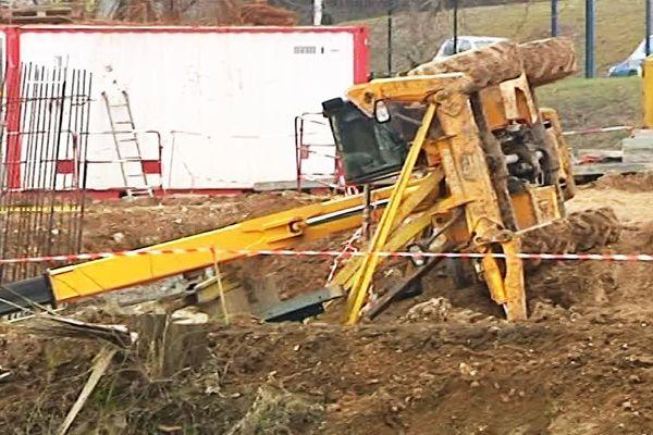La société Eiffage et 4 employés condamnés après l'accident mortel de janvier 2011 qui avait coûté la vie à un ouvrier sur le chantier de la passerelle de Boulazac