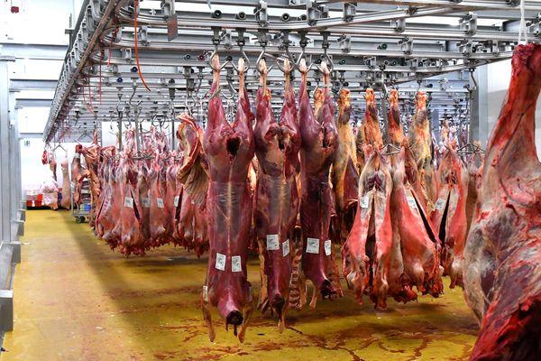 """""""Le virus ne se transmet pas par la viande"""", affirment les autorités sanitaires."""