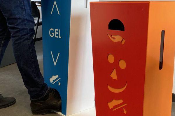 Avec les deux modèles de bornes, ASG pense pouvoir convaincre les collectivités, les boutiques et les entreprises de s'équiper.