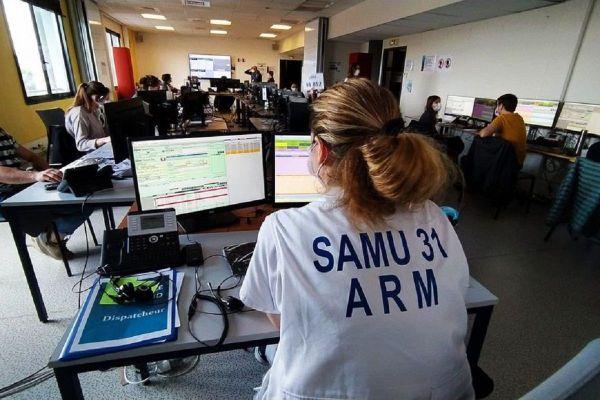 La cellule de crise téléphonique du Samu 31 avait fermé mi-avril, après le déconfinement.