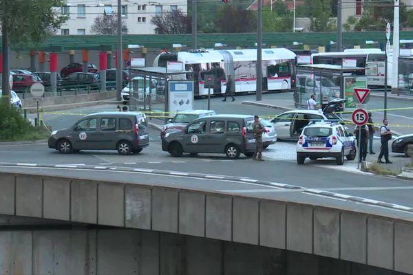 Une attaque au couteau a eu lieu samedi 31 août à Villeurbanne près du métro Laurent Bonnevay