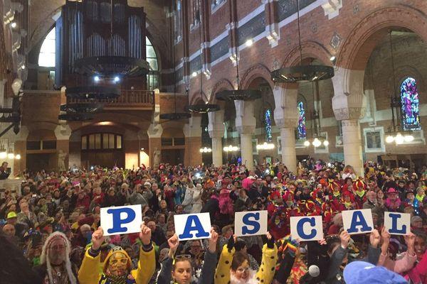 """""""Pascal forever"""" : message en hommage au prêtre à l'initiative de cette messe pas ordinaire"""