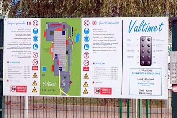 Valtimet a annoncé la suppression de 32 emplois à Venarey-les-Laumes, en Côte-d'Or