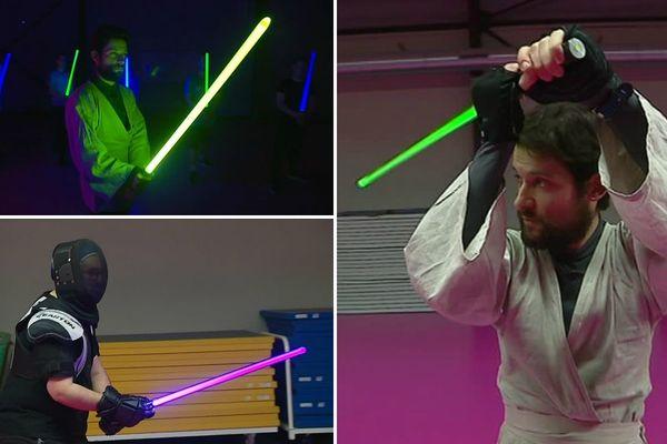 Vous avez toujours rêvé d'imiter Luke Skywalker ou Obi-Wan Kenobi ? C'est désormais possible à Reims.