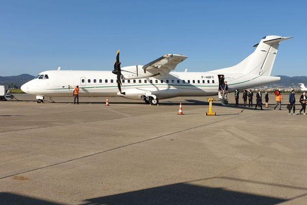 La crise sanitaire contraint la compagnie Amelia à réduire le nombre de ses vols entre Clermont-Ferrand et Paris-Orly.