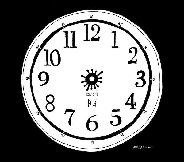 Olivier Deichtmann, il est quelle heure déjà ?