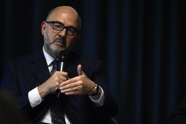 """Pierre Moscovici pour un """"dialogue citoyen"""" sur l'emploi des jeunes sur France 3."""