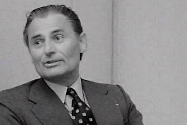 Edouard Decoster en 1975