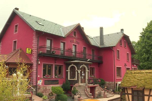 L'hôtel restaurant le Velleda, institution du col du Donon dans le Bas-Rhin, a enfin pu rouvrir ce 6 juin après plus de deux mois de fermeture complète